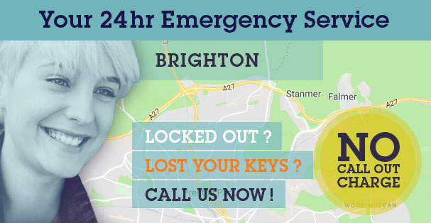 Find Your Choice Locksmiths, Glazing and Boarding Up operating in your local Brighton & Sussex area:
