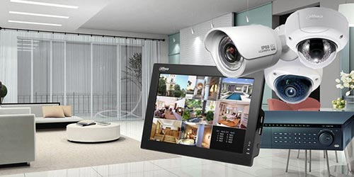 Increase Home Security with CCTV Systems & Burglar Alarms in Lawrence End LU2