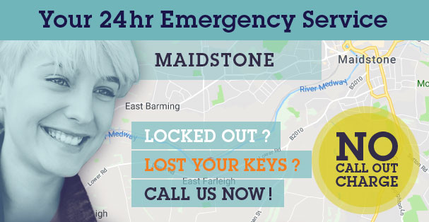 Find Your Choice Locksmiths, Glazing and Boarding Up operating in your local Maidstone area: