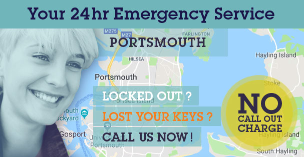 Burglary Damage Repairs & Boarding Up in Southsea PO4 & across West Sussex and Hampshire