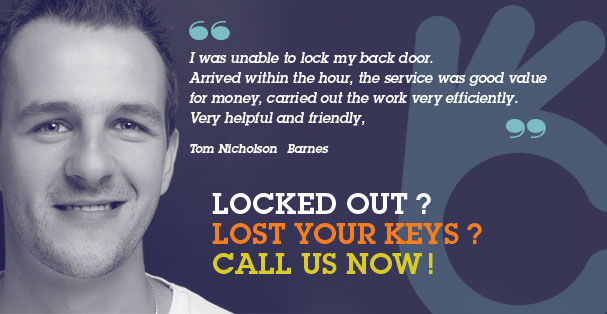 Qualified, Experienced, Reliable and Trustworthy Locksmith Service Covering The Whole of Surrey and West Sussex