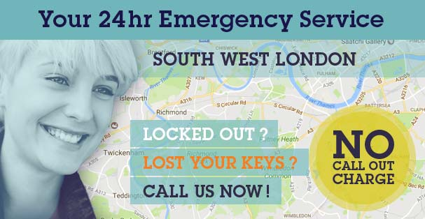 Find Your Choice Locksmiths, Glazing and Boarding Up operating in your local South West London area: